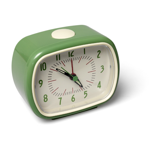 Réveil Vert