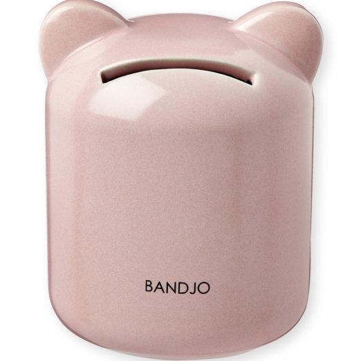 Tirelire en porcelaine Cochon