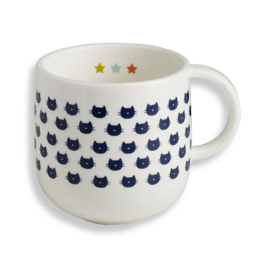 Mug en porcelaine Chats
