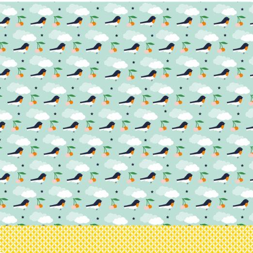 Set de table Oiseaux
