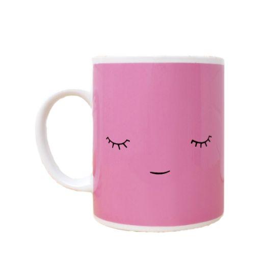 Mug en Porcelaine Créature - Rose
