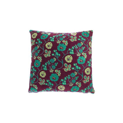 COUSSIN CARRE VELOURS PETULA FIG