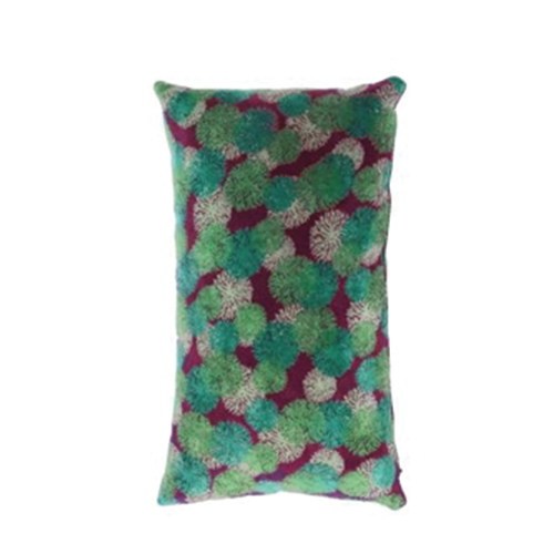 Coussin velours-Reef-Fig