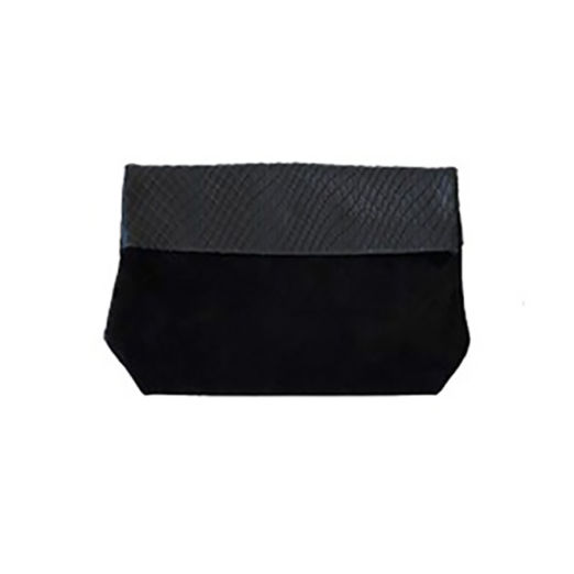 pochette-small-velours-noir-croco